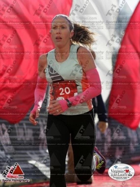 VIFL 14k race report