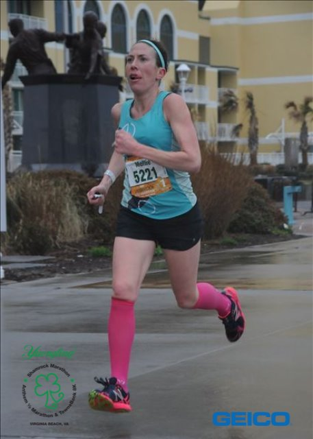 shamrock half marathon 4 2016